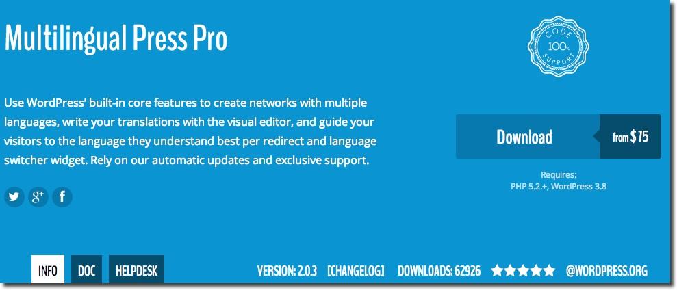 Multilingual-Press-Pro
