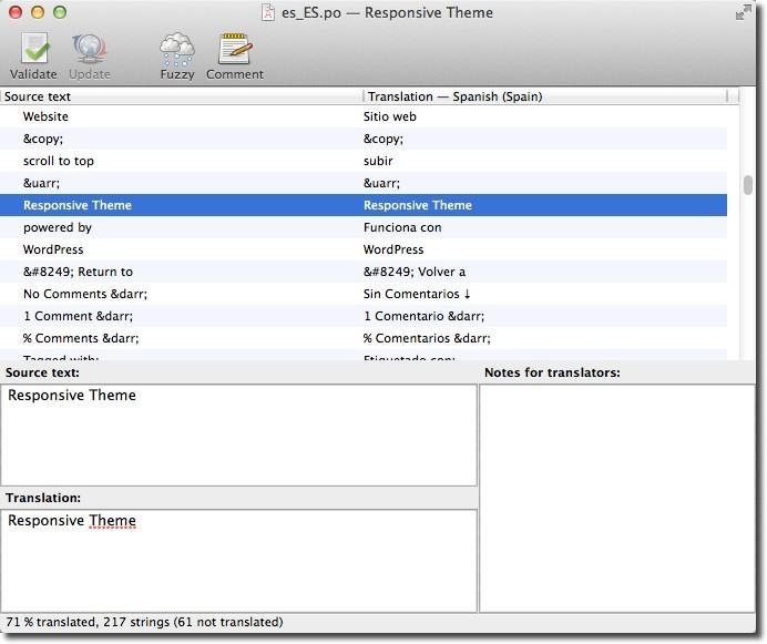Responsive-tema-WordPress-Po-arquivo