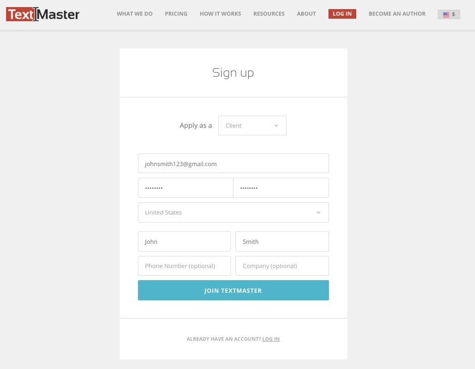 TextMaster-tradução profissional-Portugues 1