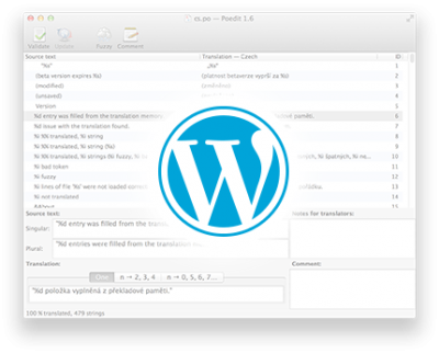 Tradurre tema o plugin WordPress