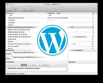 Traduzir um tema-plugin WordPress
